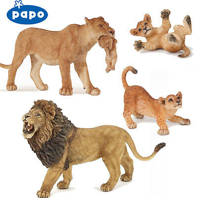 £5.95 • Buy PAPO Wild Animal Kingdom LIONS - Choose For 8 Different Lions All With Tags