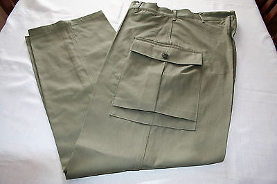 £32.95 • Buy Us American Army Green Hbt Us Trousers Ww2 Repo All Sizes