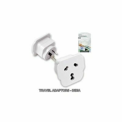 AU17.95 • Buy SANSAI Universal Travel Adaptor Use In AU,NZ From India, South Africa STV-15