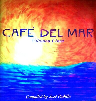 £8.74 • Buy Cafe Del Mar Vol Cinco 5 - 1 X Cd Unmixed Chilled Chillout Deep House Cdj Dj