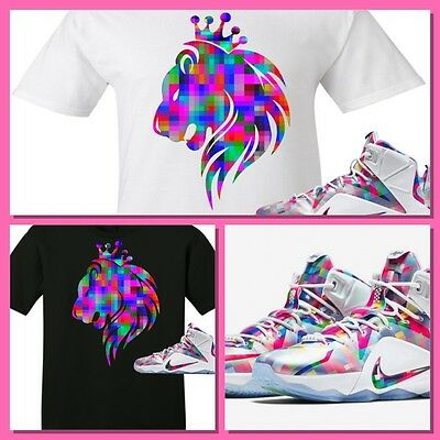 5433c2d6 EXCLUSIVE TEE SHIRT To Match The NIKE LEBRON XII 12 FINISH YOUR BREAKFAST •  28.50$
