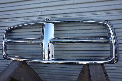 $81.40 • Buy 2002 2005 Dodge Ram Truck Front Chrome Grille Only Oem 03 04 Part# 55077185 Ae