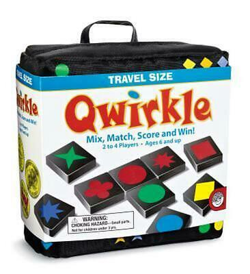 $ CDN30.65 • Buy Travel Qwirkle Board Game - MindWare Free Shipping!