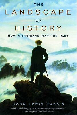 AU32.46 • Buy The Landscape Of History: How Historians Map The Past By John Lewis Gaddis (Engl