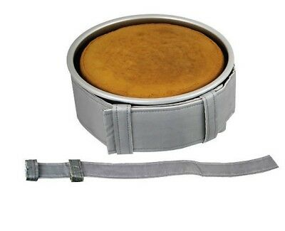 £4.55 • Buy PME Level Baking Belt Band - Choice Of Size - Get A Level Even Finish To Cakes