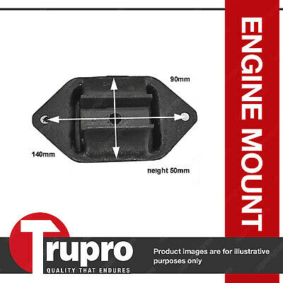 AU47.95 • Buy Rear Engine Mount For FORD Escort MKII 1.6 2.0L 76-82 Auto/Manual