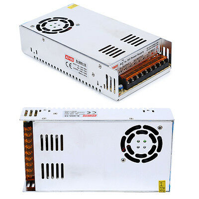 $19.50 • Buy AC To DC 12V 30A 360W Transformer Power Supply Driver Switch For LED Strip Light