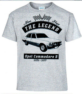 £14.48 • Buy T-Shirt, Opel Commodore B ,Auto,Oldtimer,Youngtimer
