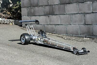 £707.28 • Buy Primal RC 1/5 Scale Dragster Roller, Ready For Your Gas Engine 1/4 DRAG RACE !