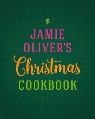 AU41.24 • Buy Jamie Oliver's Christmas Cookbook By Jamie Oliver (English) Hardcover Book Free