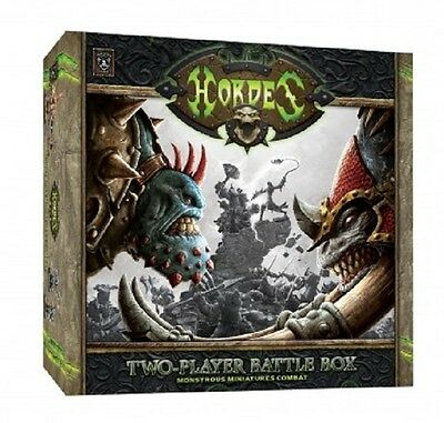 $69.99 • Buy Privateer Press: Hordes - Two Player Battle Box  (New)