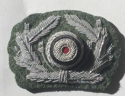 German Army WW2 Officers Cap Wreath & Cockade • 10.79£