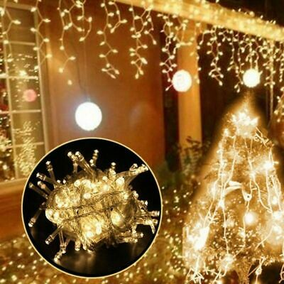 £3.99 • Buy 30 LED String Light Christmas Decoration  Lights Battery Operated - Warm White