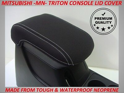 AU44.50 • Buy Mitsubishi Triton Mn Neoprene  Console Lid Cover (wetsuit Material)
