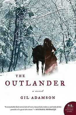 AU36.34 • Buy The Outlander By Gil Adamson (English) Paperback Book Free Shipping!