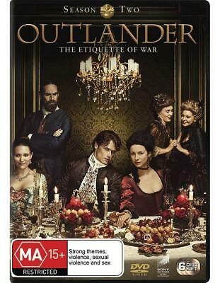 AU30.97 • Buy Outlander: Season 2 - DVD Region 4 Free Shipping!