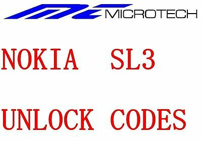 Sl3 Unlock By Local Brute Force Calculation For Nokia SL3 Unlock Code FAST ..  • 2.30£