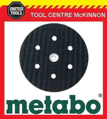 METABO SXE 400 SANDER 80mm REPLACEMENT BASE / PAD • 16.58£