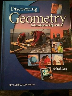 $23.96 • Buy Discovering Geometry: An Investigative Approach By Michael Serra (2007, Hardcov…