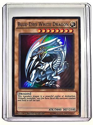 AU44.95 • Buy Yugioh Card - Blue-Eyes White Dragon Limited Edition Ultra Rare CT13-EN008 1st