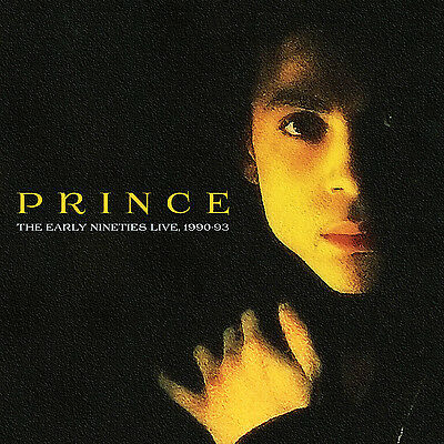 PRINCE - The Early Nineties Live, 1990-93. New 5CD Box Set + Sealed. **NEW** • 14.99£