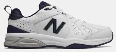 AU120 • Buy New Balance MX624 Mens X-Training Shoes (4E) (WHITE/NAVY)