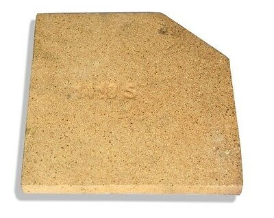 £32 • Buy 2 X Side Bricks To Suit Morso Squirrel 1410, 1430 Or 1440 Clay Not Vermiculite
