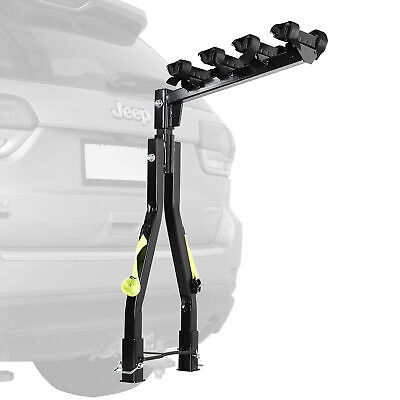 AU119.90 • Buy Quick Release Bike A Frame Twin Pole Rack Tow Ball Trailer Mount-Car SUV Truck