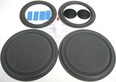$ CDN68.12 • Buy Infinity ES-100 ES-200 Speaker Repair Kit 10  Passive & 8  Woofer W/ Dust Caps!