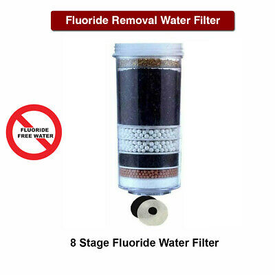 AU39 • Buy Aimex Fluoride Water Reduction Control Filter Ceramic Cartridge 8 Stage 1 Pack