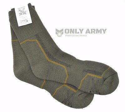 £8.99 • Buy NEW Czech Army Socks Cushioned Socks Thermal Long Warm Thick Military Boots Sock