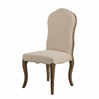 AU329 • Buy French Provincial Dining Chair Chairs In Natural Oak Furniture NEW