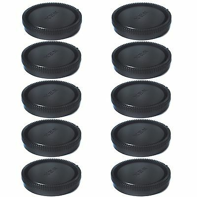 $ CDN8.58 • Buy 10  PCS New Rear Lens Cap Cover Protector For Sony E-mount NEX NEX-5 NEX-3 A6000