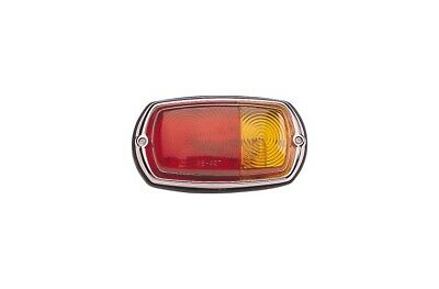 AU29.95 • Buy Narva Trailer Lamp Stop Tail Flasher Red Amber 86010BL