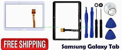 AU35 • Buy Digitizer Touch Screen Glass Lens Replacement For Samsung Galaxy Tab 4 10.1