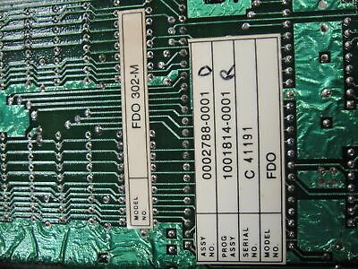 $60.50 • Buy Contact Systems Fdo-302m, Disk Controller Pcb