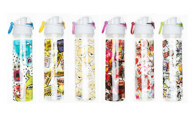 AU7.95 • Buy Kids School Water Bottle,  Sport Drink Bottle, BPA Free, Double Walled Water Bot