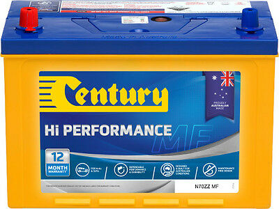 AU223 • Buy New Century 12v720cca 4wd Battery N70zz Mf