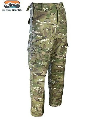 £19.70 • Buy Quality Mens Army Military Combat TrousersCamo Pants Airsoft Work Cargo BTP