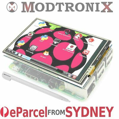 AU30.90 • Buy 3.5  Inch LCD Touch Screen Display 320*480 Raspberry Pi 3&2, EParcel From Sydney