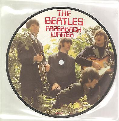 £55.59 • Buy THE BEATLES  Paperback Writer  2 Track Picture 7  Vinyl Single
