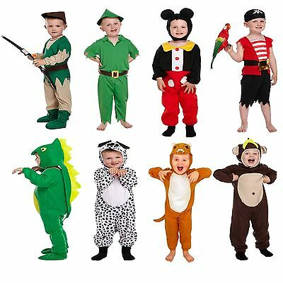 £6.95 • Buy Boys Toddler Fancy Dress Outfit Costume Dressing Up Party World Book Day NEW