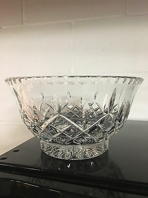 $29.99 • Buy RARE!! Shannon Crystal Large Bowl