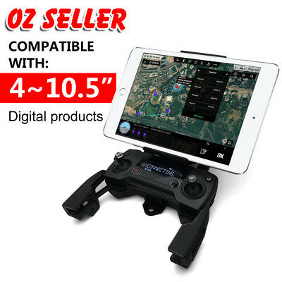 AU14.95 • Buy 4-10.5  Front View Tablet Phone Bracket Mount Holder For DJI Mavic Pro/Air/Spark