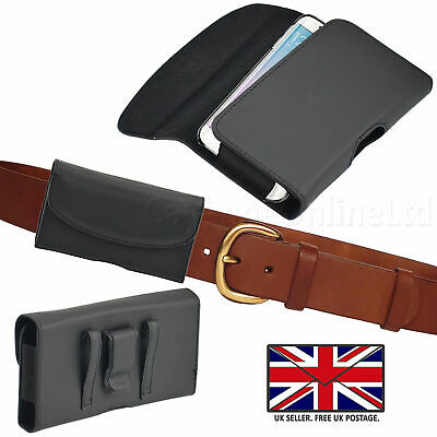 £4.29 • Buy Belt Pouch Magnetic Flip Case Cover Phone Holder For Apple IPhone 6 6s 7 8