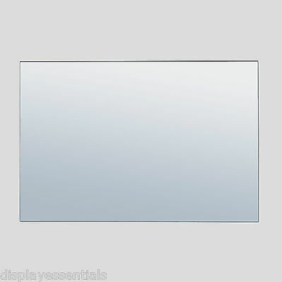 Acrylic Mirror A3 A4 A5 A6 Home Decor Childrens Bedroom Wall Shatterproof Safety • 5.49£
