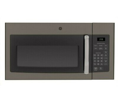 $339.72 • Buy G.E 1.6 Cu. Ft. 1000 Watts Over-the-Range Microwave Oven In Slate