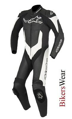 $640.22 • Buy New Alpinestars Challenger V2 Leather 1PC One Piece Motorcycle Race Suit White