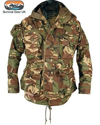 $103.95 • Buy SAS Windproof Smock British Dpm Army Military Jacket - ( S - 2XL ) FREE DELIVERY