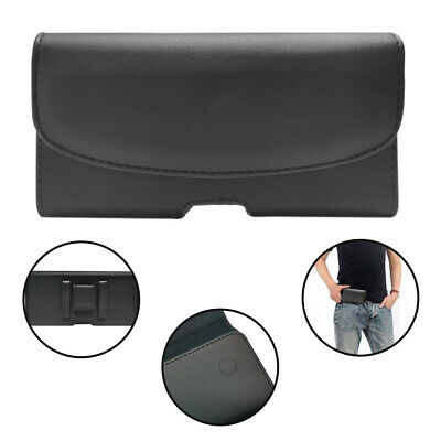 £4.95 • Buy Leather Belt Clip Pouch Holder Case Cover Horizontal Flip For All SAMSUNG GALAXY